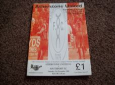 Atherstone United v Southport, 1998/99 [FAT]